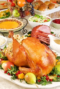 Eat Turkey but Avoid the Hangover